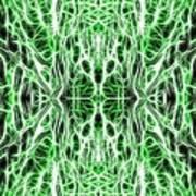 Into The Matrix Art Print