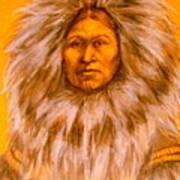 Inuit Woman Art Print