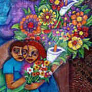 Invention Of Love Closer Art Print