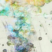 Inversion Abstract Art Art Print by Ann Powell