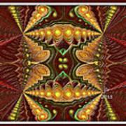 Inverted Cognition Art Print