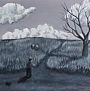 Inviolate Art Print by Patrick Kelly