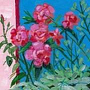 Ioannina Garden Art Print