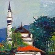 Ioannina Art Print by George Siaba
