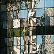 Ion Orchard Reflections Art Print