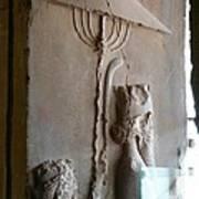 Iran Ancient Umbrella Art Print