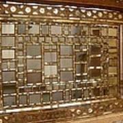 Iran Isfahan Forty Columns Art Print