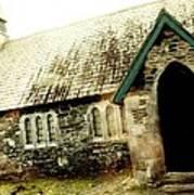 Ireland Church Xiv Art Print