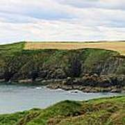 Ireland Coast Panorama Art Print