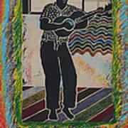 Irie Reggae 1 Art Print by John Powell