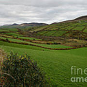 Irish Countryside Hdr Art Print