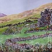 Irish-fortitude Art Print