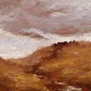 Irish Landscape I Art Print