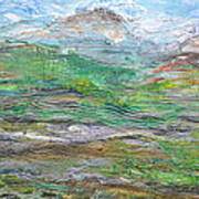 Iron Hills Art Print