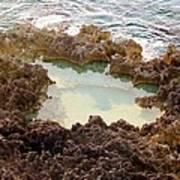 Ironshore Tidewater Pool Art Print
