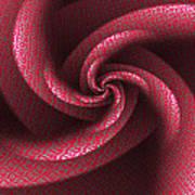 Isabella's Pinwheel Art Print