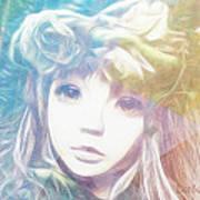 Isangelle Clariscendre Art Print
