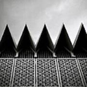 Islamic Geometry Art Print