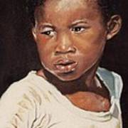 Island Boy Art Print