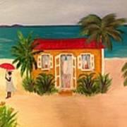 Island Life Art Print