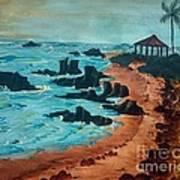 Island Of Dreams Art Print