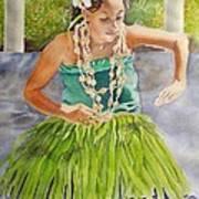 Island Rhythms Art Print