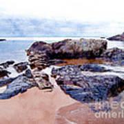 Islands Off The Shore Art Print