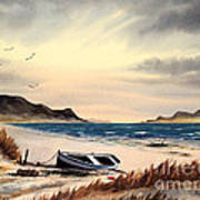 Isle Of Mull Scotland Art Print
