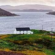 Isle Of Skye Cottage Art Print