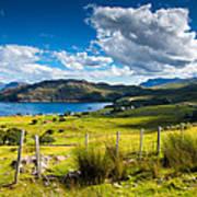 Isle Of Skye In Scotland Art Print