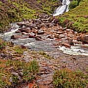 Isle Of Skye Waterfall Art Print