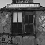 Ismay Ut Trading Post 03 Art Print