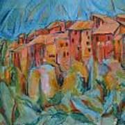 Isola Di Piante Small Italy Art Print