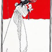 Isolde 1899 Art Print