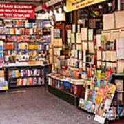 Istanbul Grand Bazaar 13 Art Print