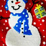 It Is Christmas Time Art Print