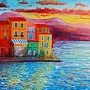 Italian Dream Art Print