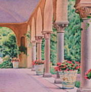 Italian Pavilion Art Print