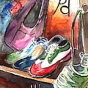 Italian Shoes 01 Art Print