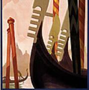 Italian Travel Poster, C1920 Art Print