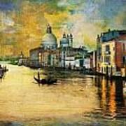 Italy 01 Art Print