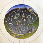 Italy: Rome, 15th Century Art Print