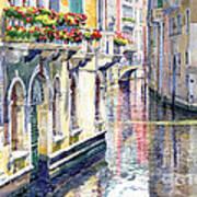 Italy Venice Midday Art Print