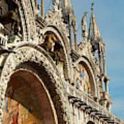 Italy, Venice Saint Mark's Basilica Art Print