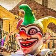 I've Never Liked Clowns Art Print