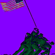 Iwo Jima 20130210m28 Print by Wingsdomain Art and Photography