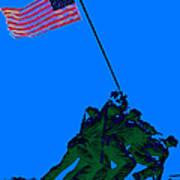 Iwo Jima 20130210m88 Print by Wingsdomain Art and Photography