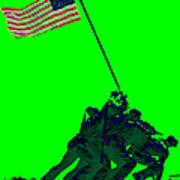 Iwo Jima 20130210p180 Art Print