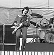J. Geils At Day On The Green 1976 Art Print