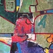 Ja Three Art Print